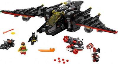 70916 LEGO® The Batman Movie De Batwing