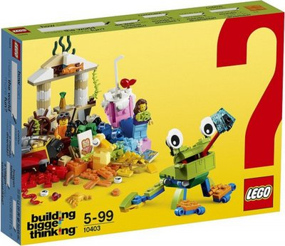 10403 LEGO® Special Edition Sets Werelds Plezier