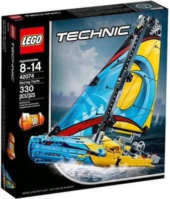 42074 LEGO Technic Racejacht