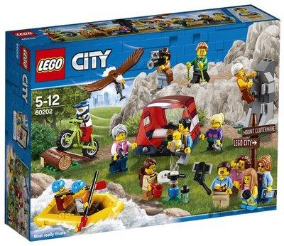 60202 LEGO® City Buitenavonturen