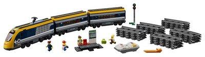 60197 LEGO® City Passagierstrein
