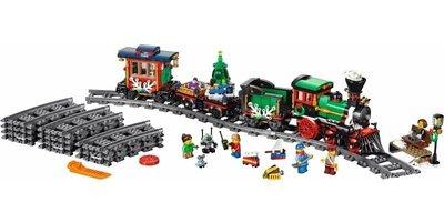 10254 LEGO Creator Expert Kerst Wintervakantietrein