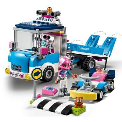 41348 LEGO Friends Kart Onderhouds- en Reparatietruck