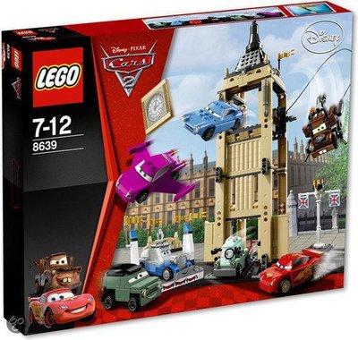 8639 LEGO® Cars 2 Bentley Ontsnapping