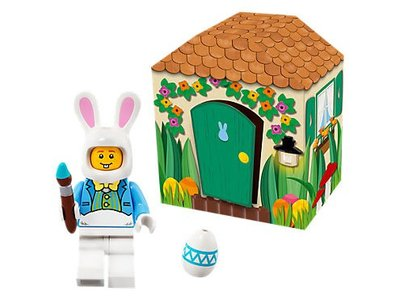 5005249 LEGO Paashaashuisje