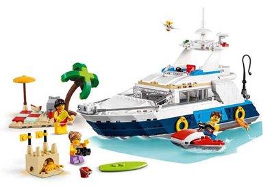 31083 LEGO® Creator Cruise Avonturen