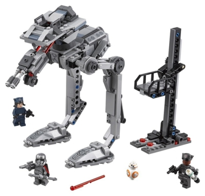 75201 LEGO® Star Wars™ First Order AT-ST