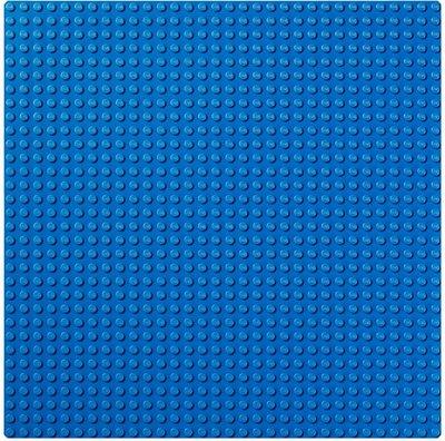 10714 LEGO Classic Blauwe Bouwplaat