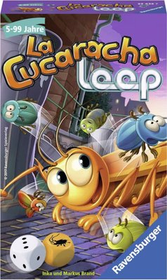 Ravensburger La Cucaracha Loop pocketspel