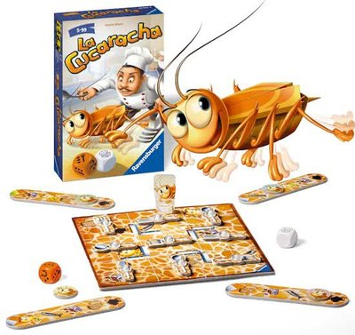 Ravensburger La Cucaracha pocketspel