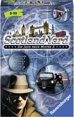 233816 Ravensburger Scotland Yard pocketspel