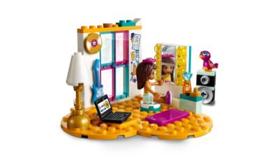 41341 LEGO Friends Andrea's Slaapkamer