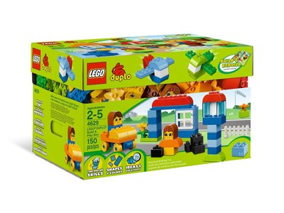 4629 LEGO® DUPLO® Bouw en speelbox