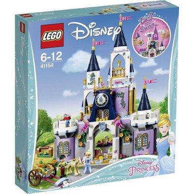 41154 LEGO Disney Princess Assepoesters Droomkasteel