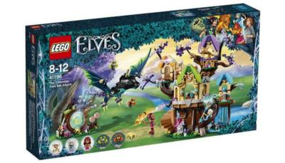 41196 LEGO Elves Vleermuisaanval bij de Elvenstar Boom