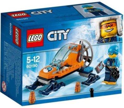 60190 LEGO City Arctic Poolijsglider