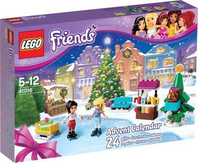 41016 LEGO® Friends Adventskalender