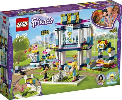 41338 LEGO Friends Stephanie's Sportstadion