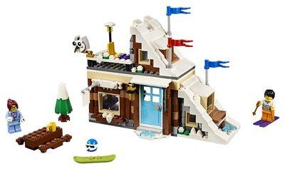31080 LEGO Creator Modulaire Wintervakantie