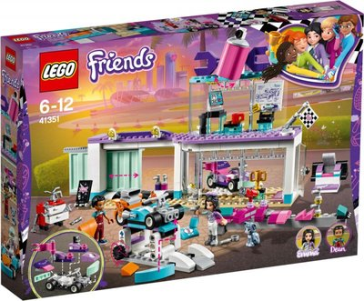 41351 LEGO Friends Kart Creatieve Tuningshop
