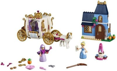 41146 LEGO Disney Princess Assepoesters Betoverde Avond