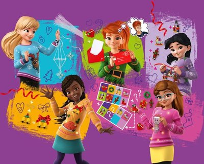 41353 LEGO Friends Adventskalender 2018