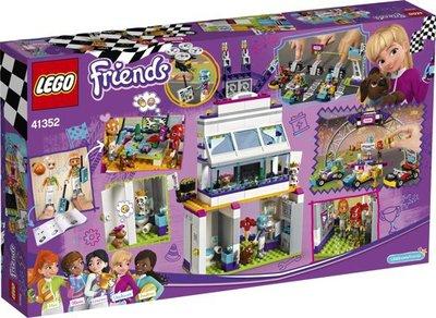 41352 LEGO Friends Kart De Grote Racedag