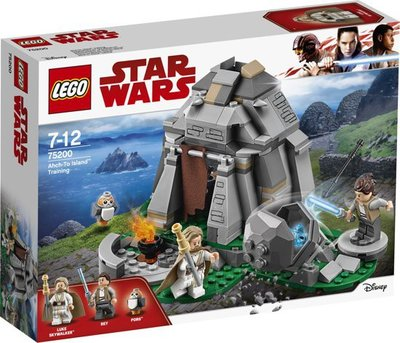 75200 LEGO Star Wars Ahch-To Island Training