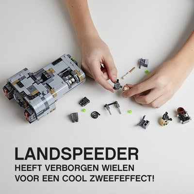 75210 LEGO Star Wars Moloch's Landspeeder