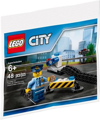 40175 LEGO City Mission Pack (Polybag)