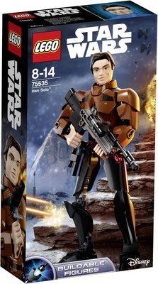 75535 LEGO Star Wars Han Solo - 75535