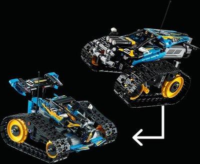 42095 LEGO Technic RC Stunt Racer