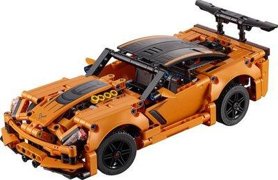 42093 LEGO Technic Chevrolet Corvette ZR1