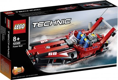 42089 LEGO Technic Powerboat