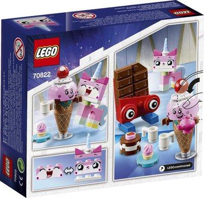 70822 LEGO The Movie 2 De Allerliefste Vrienden van Unikitty!