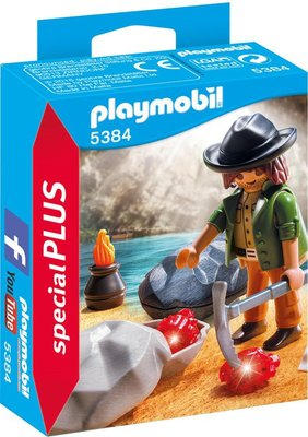 5384 PLAYMOBIL Special Plus Schattenjager