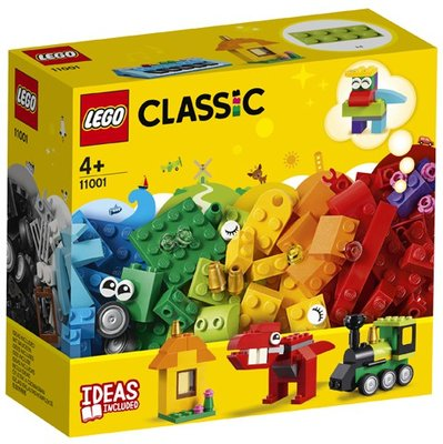 11001 LEGO Classic Stenen en Ideeën