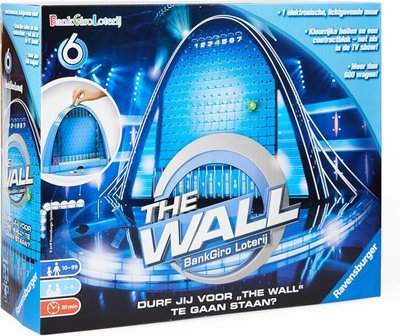 260263 Ravensburger The Wall - Bordspel