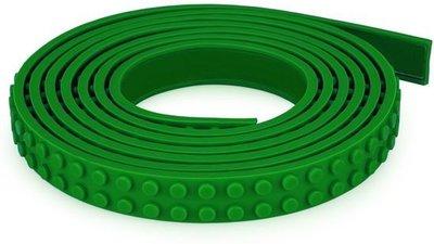 1558563 Zuru-Mayka 34634 Block Tape 2 Noppen 1m Groen
