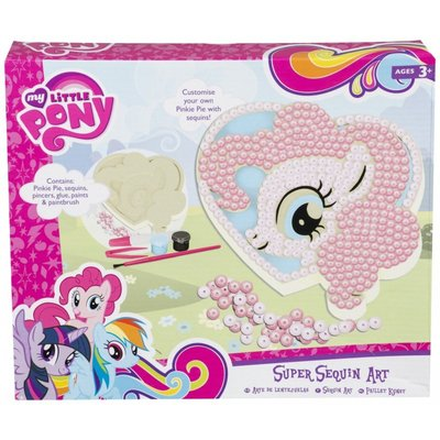 31583 My Little Pony Super Sequin Craft