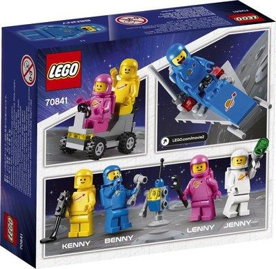 70841 LEGO The Movie 2 Benny's Ruimteteam
