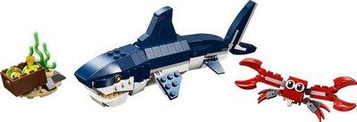 31088 LEGO Creator Diepzeewezens