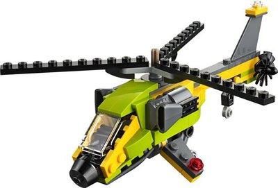 31092 LEGO Creator Helikopter Avontuur