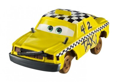 Mattel Cars 3 Crazy Crashers Faregame