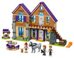 41369 LEGO Friends Mia's Huis