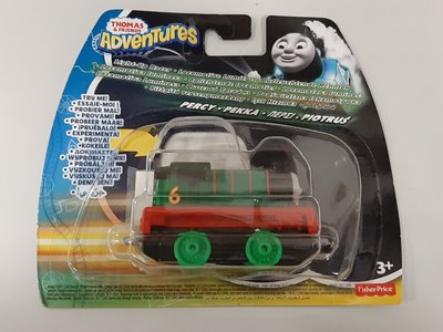 24 Thomas de Trein Adventures trein Light-up Percy