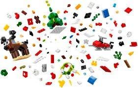 40253 LEGO  Kerstbouwset (24-in-1)