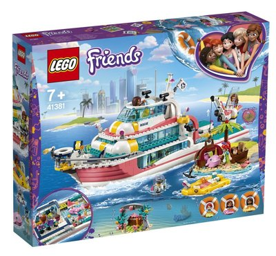 41381 LEGO Friends Reddingsboot