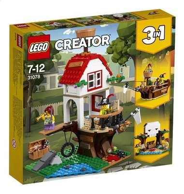 31078 LEGO Creator Boomhutschatten