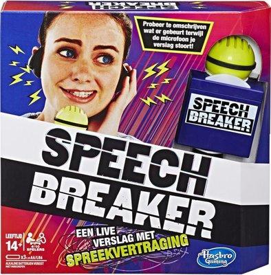 1844 Speech Breaker Actiespel